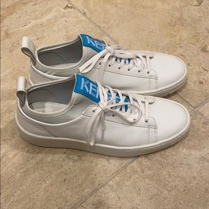 Like new white Kenzo sneakers